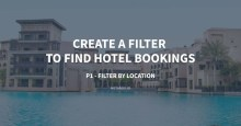 Create a Filter to Find Hotels by Location
