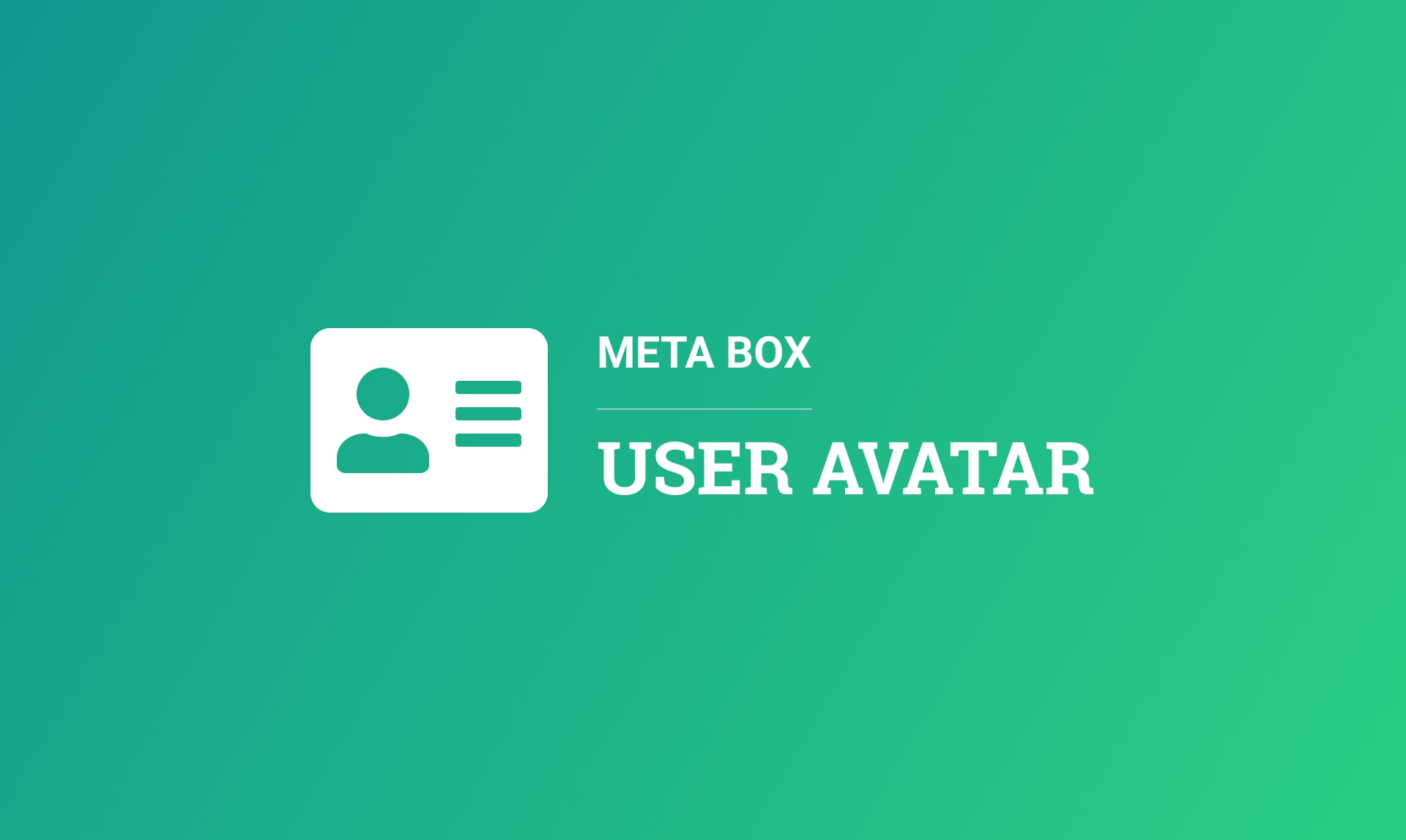 MB User Avatar