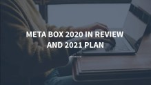 Meta Box 2020 in Review and 2021 Plan