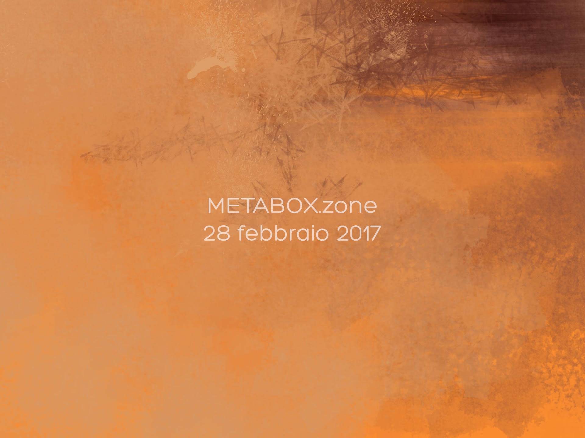 METABOX.zone 28/02/2017