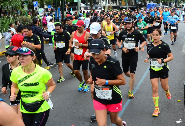 Mi primer maratón