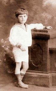 Святослав Рерих. 1911