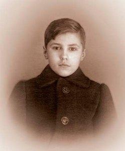 Святослав Рерих. Фотография на паспорт. 1918