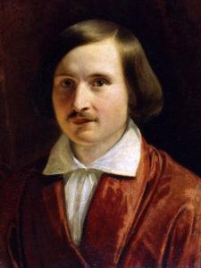 Фёдор Моллер. Портрет Н.В. Гоголя. 1840-е