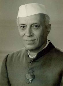 Джавахарлал Неру, премьер-министр Республики Индии