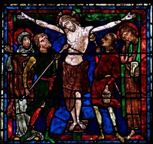 Vitral de la Catedral de Chartres
