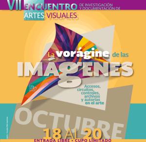 VII Encuentro de Investigación y Documentación de Artes Visuales