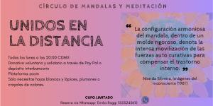 Circulo de mandalas y meditación