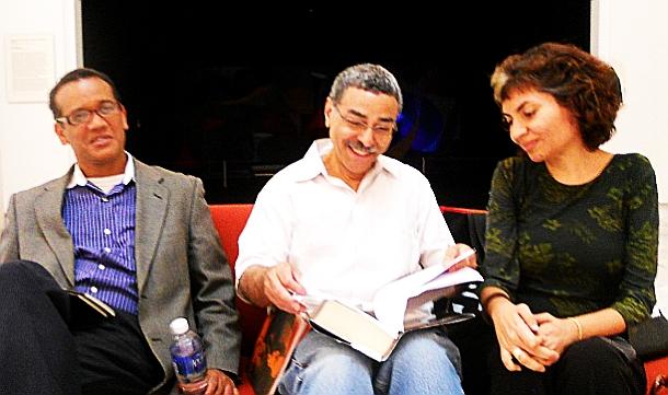 Basilio Belliard, Rei Berroa y Ana Cecilia Blum