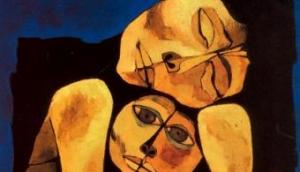 """Ternura"" de Oswaldo Guayasamín (Artista Ecuatoriano 1919-1999)"