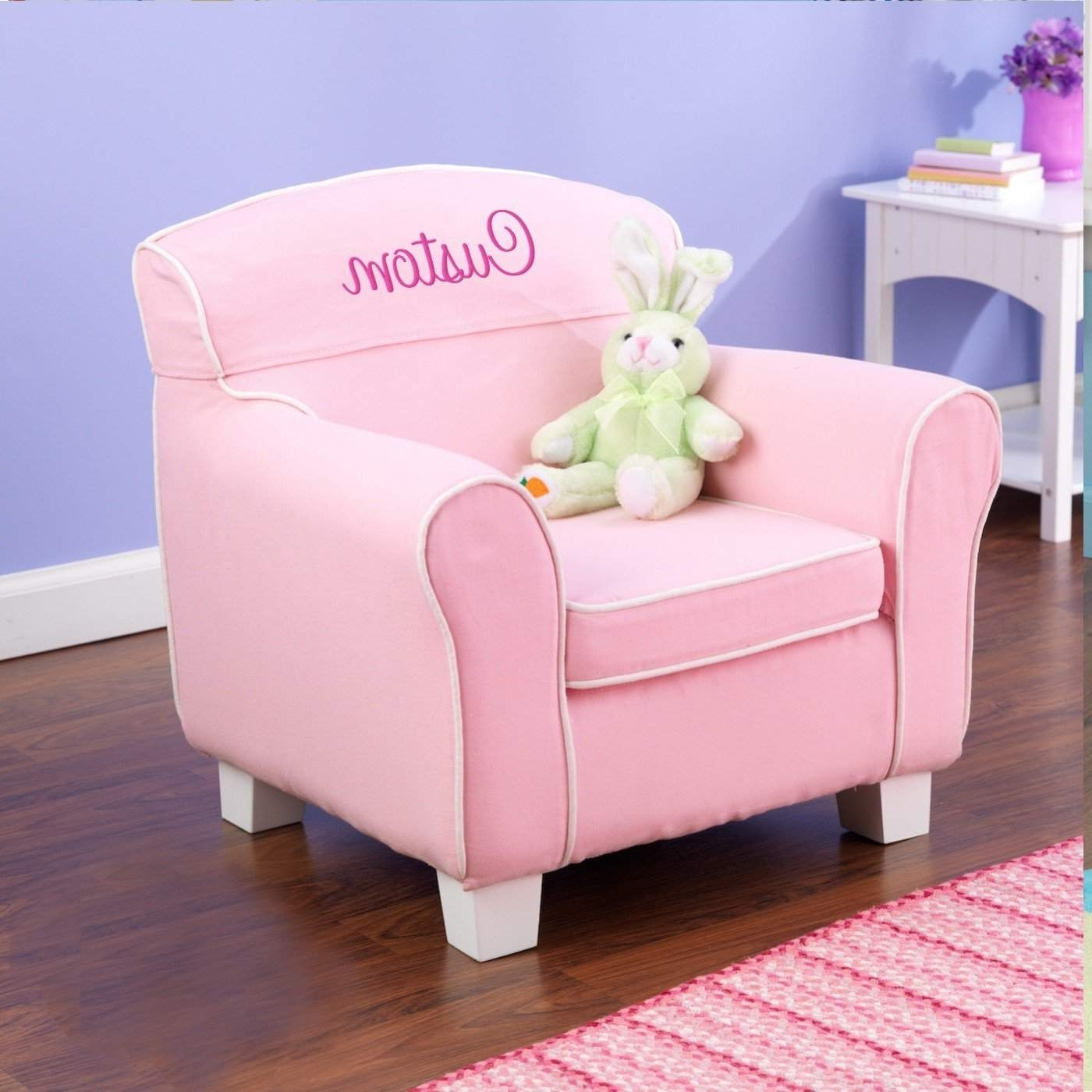 Personalized Chairs For Baby Photos Of Personalized Kids Chairs And Sofas Showing 8 Of 20 Photos