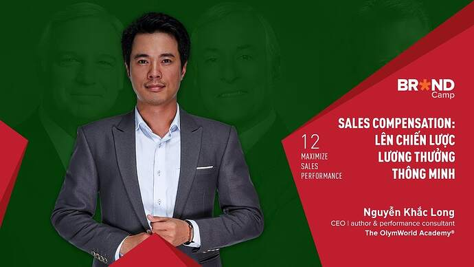 Sales Compensation Len chien luong thuong thong minh