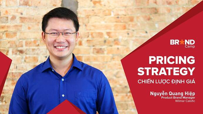 Pricing Strategy Chien luoc Dinh gia