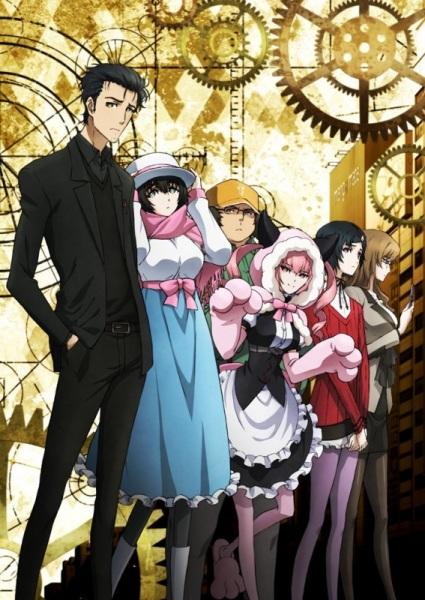steins-gate-zero-poster-guia de animes da temporada abril primavera 2018
