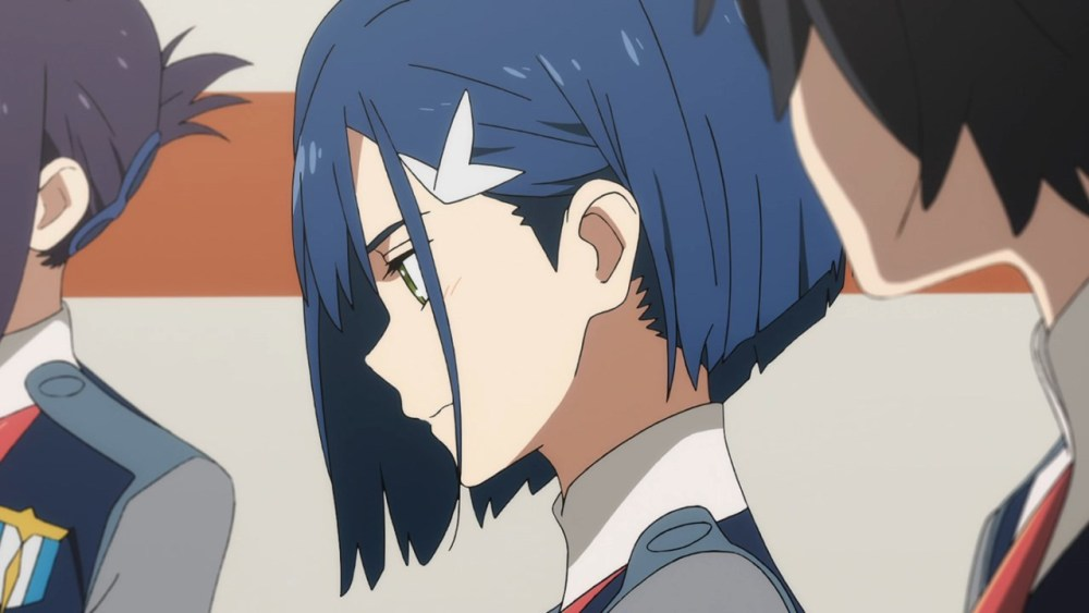 Darling-in-the-FranXX-ichigo-zero two vs ichigo