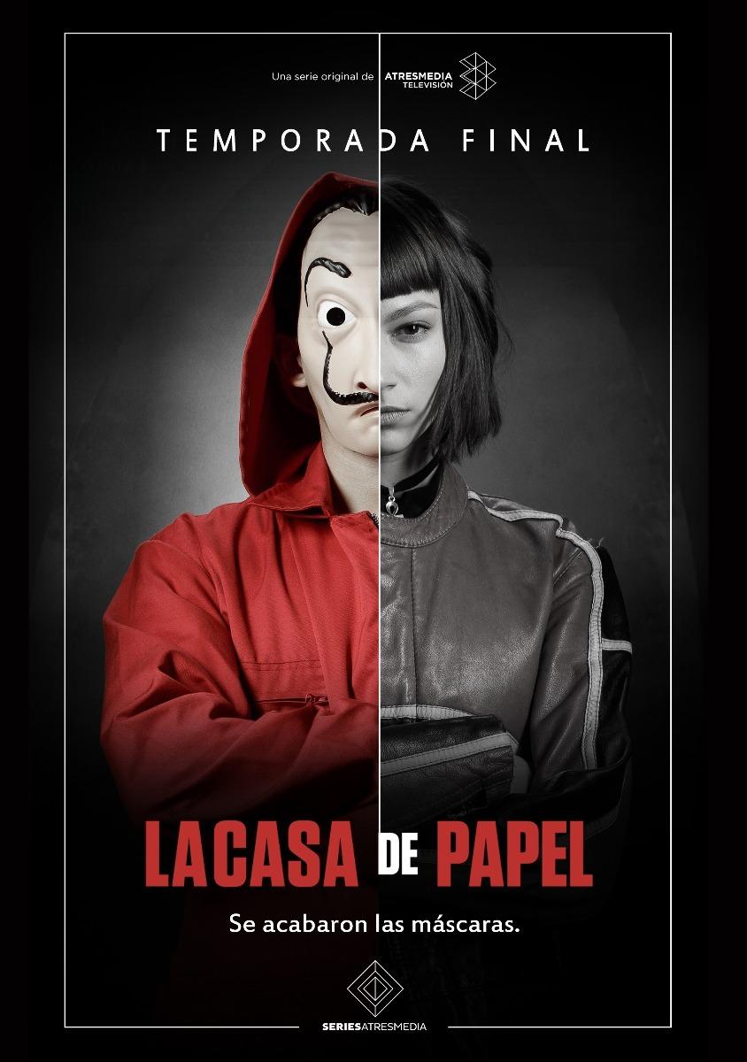 segunda-temporada-de-la-casa-de-papel-resenha-poster