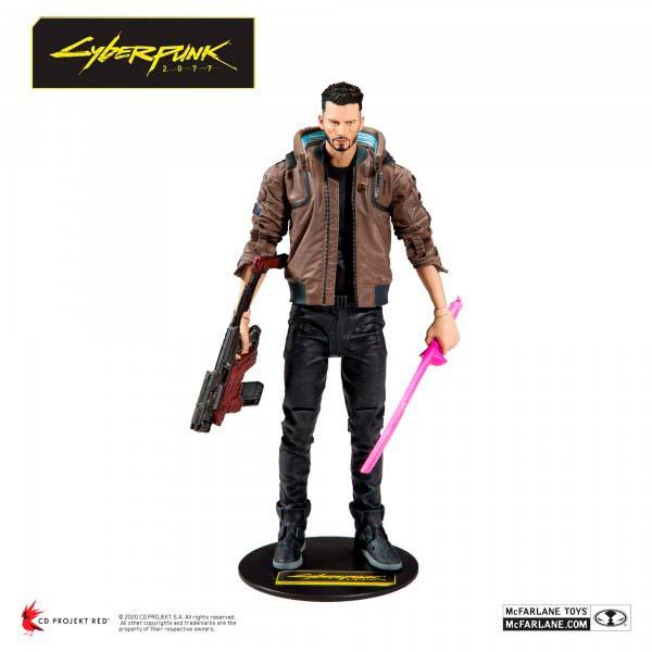 Figures de Cyberpunk 2077