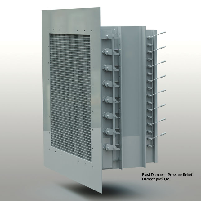 Building Fire Protection System