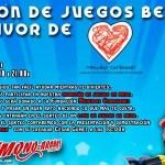 Maratón de Juegos Benéfico (Menudos Corazones) - Madrid