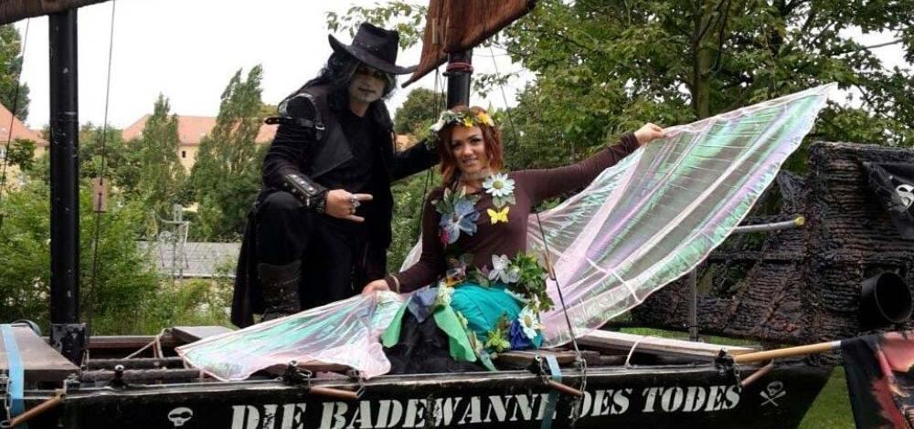 Piraten-Show & Spezial Show mieten