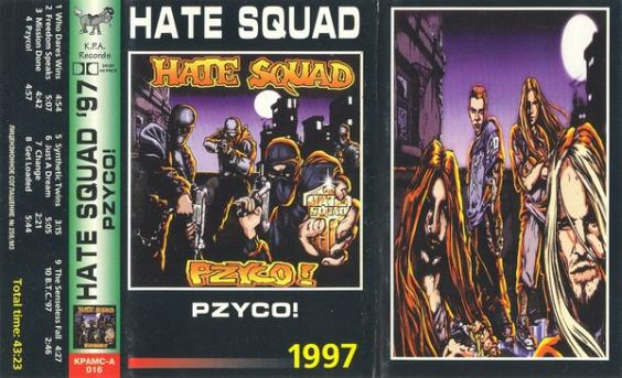 Hate Squad  Pzyco!  Encyclopaedia Metallum The Metal