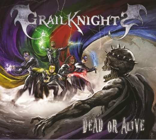 Grailknights  Dead Or Alive  Encyclopaedia Metallum The