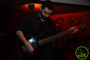Charles Bou Samra - Turbulence Bassist
