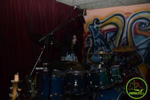 Jad Feitrouni - Blaakyum Drummer