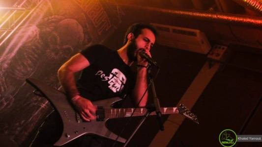 Beirut Metal Fest17 Khaled Yamout02