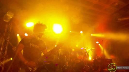 Beirut Metal Fest17 Khaled Yamout03