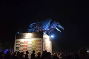 HellFest 2014, Clisson France - The Eagle