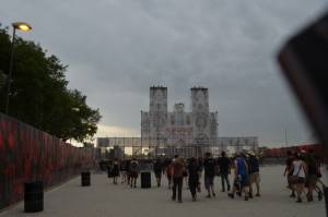HellFest 2014, Clisson France - The Gate