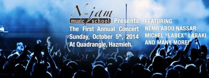 N-Jam annual concert 2014