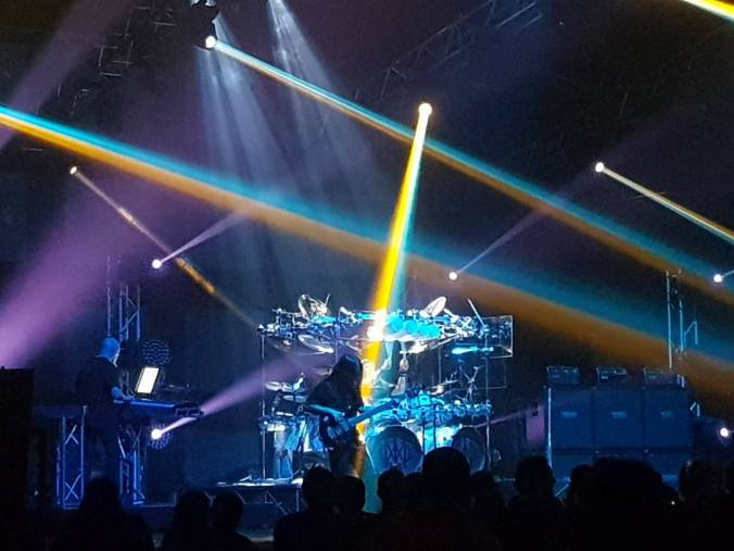 Dream Theater In Dubai Review