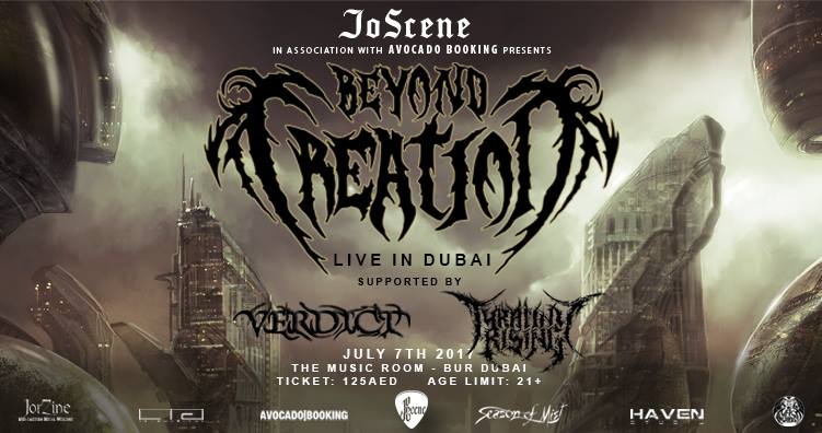 Beyond Creation Live in Dubai