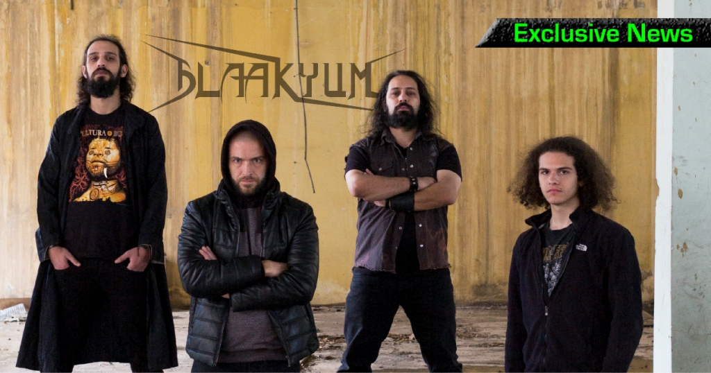 Exclusive | Blaakyum On Tour With ONSLAUGHT