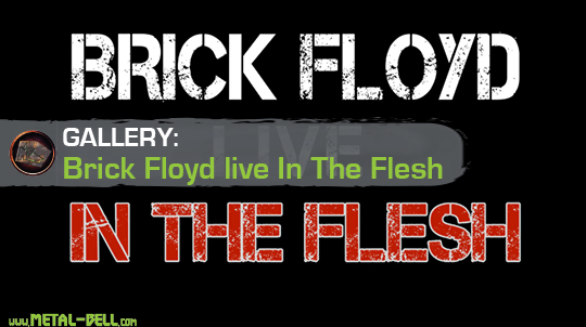 BRICK FLOYD Live In The Flesh