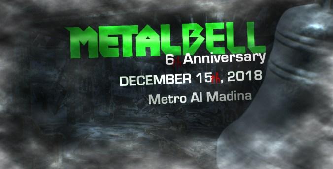 Metal Bell 6th Anniversary