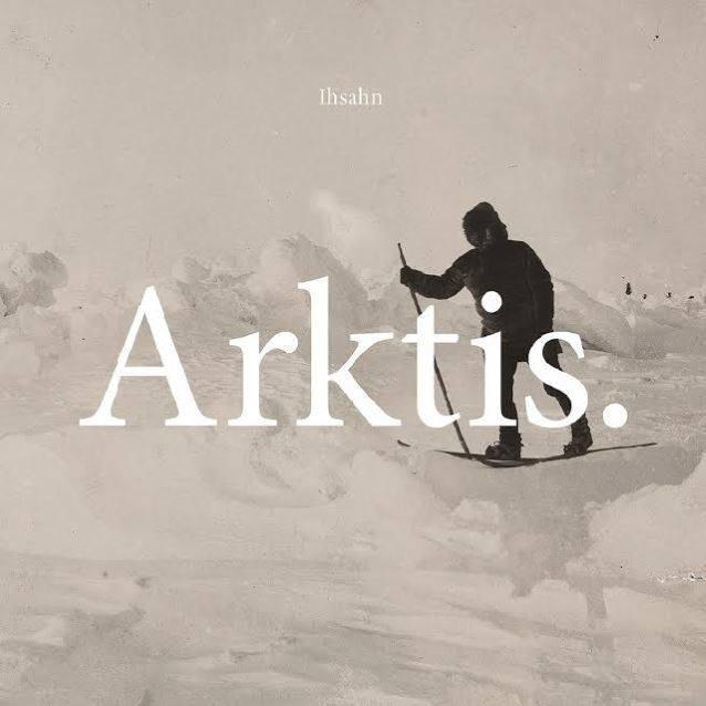 The artwork for album was designed by award-winning Spanish designer Ritxi Ostariz. Ihsan, Arktis