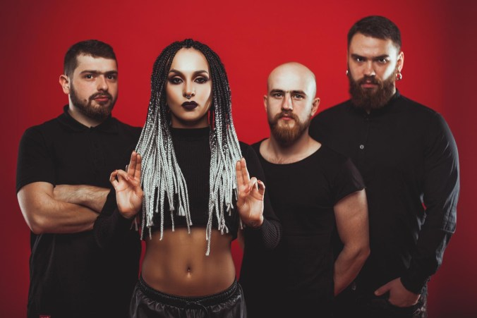 JINJER Set to Release Reissue Of Second Album Cloud Factory