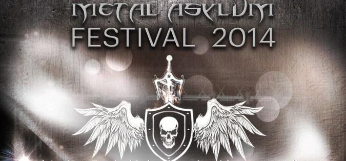 Metal Asylum Festival Cover