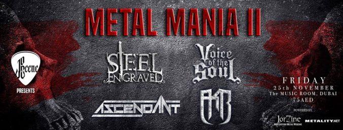 Metal Mania II