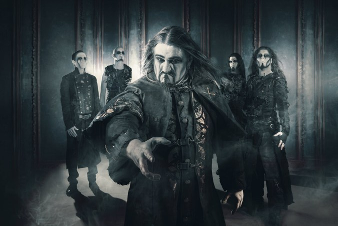POWERWOLF Back in the studio