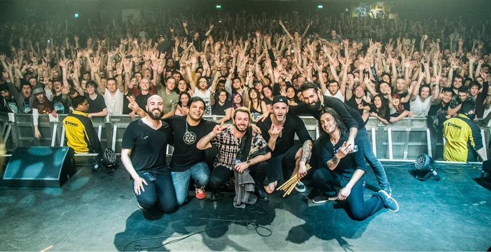 PERIPHERY Bassist Leaves Band
