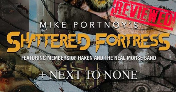 Review   Mike Portnoy Shattered Fortress Paris Show