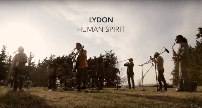 Don Lydon Human Spirit