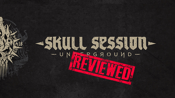 Skull Session 2018 Review