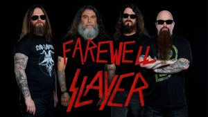 Slayer Farewell Tour
