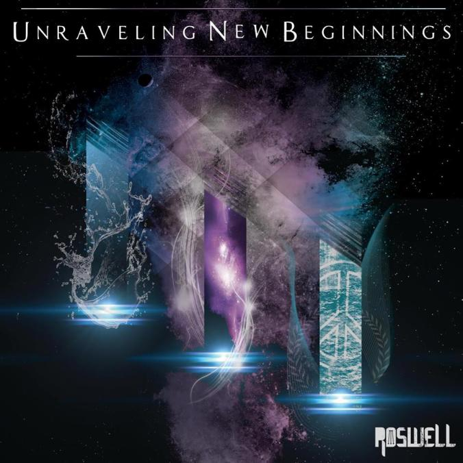 Unraveling New Beginnings- Album Cover