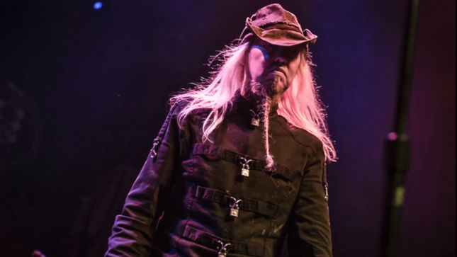 NEVERMORE Singer WARREL DANE Dies